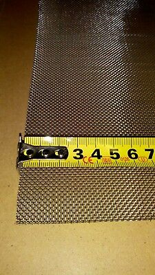 18 mesh, stainless steel wire mesh sheet