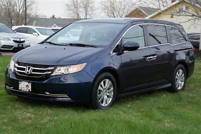 Odyssey EX-L LEATHER SUNROOF HEATED SEATS CAMERA WARRANTY 2015 HONDA ODYSSEY EX-L LEATHER SUNROOF HEATED SEATS CAMERA WARRANTY 55,879 Mile