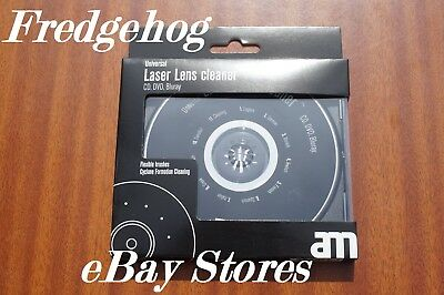 Superb Cd & Dvd Lens / Laser Cleaner / Cleaning Disc - Also Use With Blu-Ray