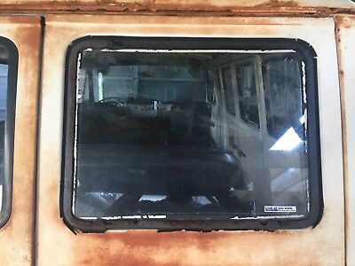 OEM Ford 1961 - 1967 Econoline Van Pop Out Door Window Glass & Frame