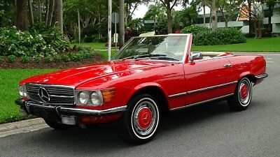 1972 Mercedes-Benz SL-Class SEE FULL ITEM DESCRIPTION BELOW 1972 MERCEDES BENZ 350SL ROADSTER NICE CONDITION INSIDE AN OUT RUNS GREAT