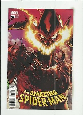 Amazing Spider-Man #799 Humberto Ramos Connecting Variant Cover (VF+) condition