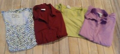 Maternity Lot Small Shirts Set of 4 - Mootherhood & Oh Baby! By Mootherhood