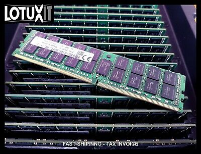 Micron 16GB 2Rx4 PC4-2133P RDIMM ECC REG Registered PC4-17000R MTA36ASF2G72PZ