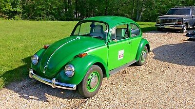 1970 Volkswagen Beetle - Classic  This Bug Just Needs a Little Love