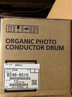 Genuine Savin/Ricoh/Gestetner/Lanier B246-9510 B2469510 Photo Conductor Drum