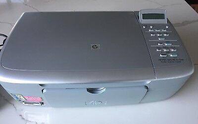Hp Psc 1610 All In One Inkjet Printer - Doncaster Vic