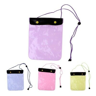Universal Waterproof Phone Pouch Case Cover Storage Bag Underwater Outdoors