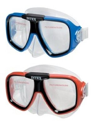 Intex® Tauchermaske Reef Rider | Kinder Taucherbrille ab 8 Jahre