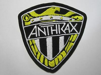 ANTHRAX I Am The Law embroidered NEW patch thrash metal