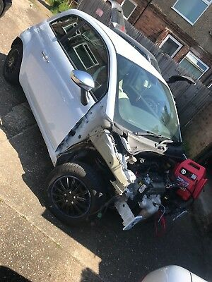 Fiat 500 1.2 2009 spares or repair salvage breaking start and drive