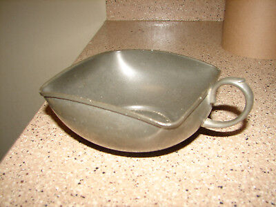 Vintage Royal Holland Pewter  Square Cup