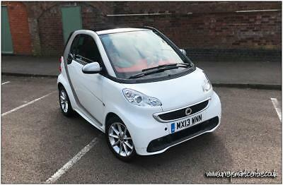 Smart Fortwo Passion Coupe (2013/13)