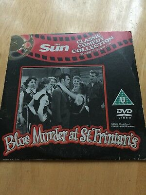 Promo DVD Blue Murder At St Trinians