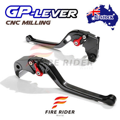 Fit Yamaha TMAX 530 XP500 15 16 CNC LBR GP Long Front Rear Brake Levers