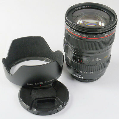 Canon 24-105mm/4.0 EF L IS USM Zoom für Canon EF (FN016644)