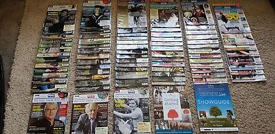 Who do you think you are magazine Rare collections. Full sets.