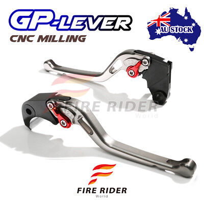 Fit Yamaha TMAX 530 XP500 15 16 CNC LTR GP Long Front Rear Brake Levers