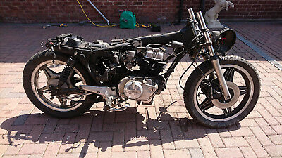 Honda CB400N Barn find/Donor bike
