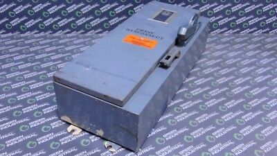 USED General Electric 712-BJB242 Bul.712 Fusible Combination Starter Size 1 10HP