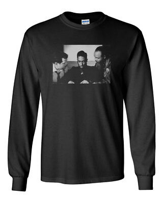 bd9edce0 2PAC JUICE INTERROGATION Custom Mens Long Sleeve T-Shirt Tee New ...