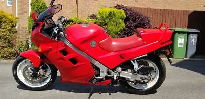 VFR750F 1989 with 13 mths MOT    Only 41k miles