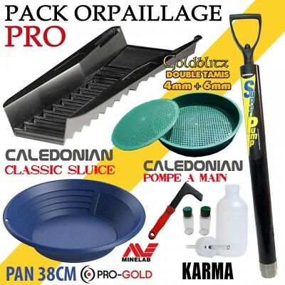 Pack Goldline Orpaillage 2: PRO