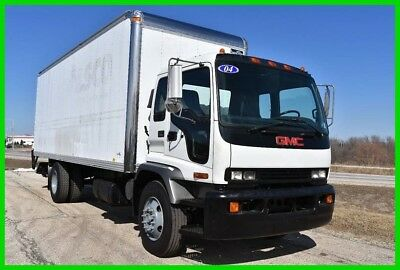 2004 GMC T7500 24ft Box / Straight Truck Power Liftgate Stock#15571