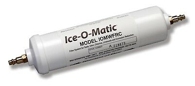 Ice-O-Matic IOMWFRC Water Filter Replacement Cartridge For IF1, IF2, IF3 & IF4
