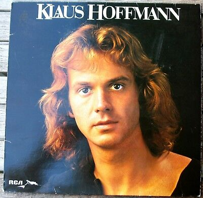KLAUS HOFFMANN - same (1. LP) (RCA 1975) top