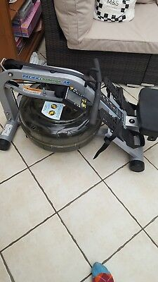 Pacific water rower rowing machine