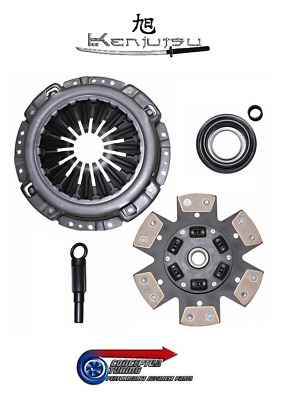 Kenjutsu Uprated Paddle Clutch Kit - For Nissan Z33 350Z VQ35DE