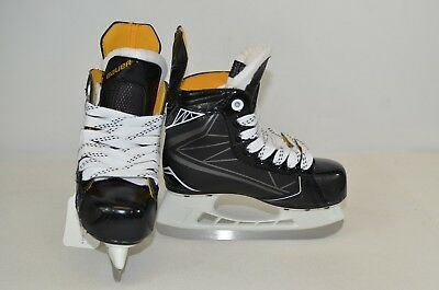 Bauer Supreme 160  Ice Hockey Skates Youth Size 12 D (0522-BA-S160-Y12D)