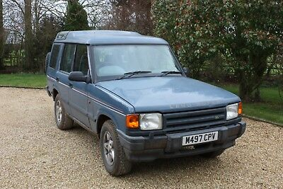 Landrover Discovery 1994, 200tdi