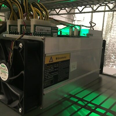Used Bitmain Antminer S9 13.5 TH/s Bitcoin BTC Miner Jan Batch Miner Only