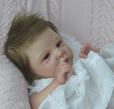 Reborn baby girl Roux by Cassie Brace LTD Edition of 600 worldwide FREE SHIPPING