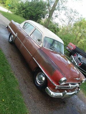 1954 Plymouth Other  1954 Plymouth Savoy 4 dr.