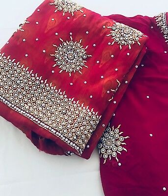 Indian Unstitched Shalwar Kameez