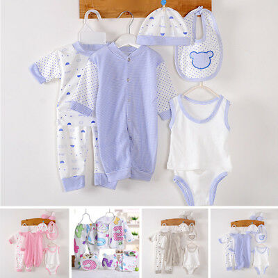 Set T-shirt Bibs Infant Baby Casual Jumpsuit Boy Romper Newborn Outfits Clothes
