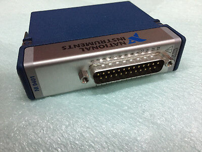 National Instruments NI 8 channel digital input output module - cRIO NI-9401