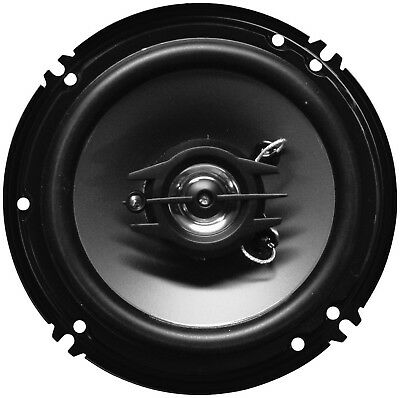 "Speaker 6.5"" 3-Way Xxx; 350W; Butyl Surrnd"