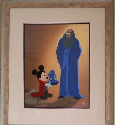 """""""Fantasia 2000"""" (1999) [Series] - Limited Edition Signed By Joe Grant"""