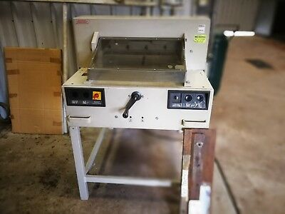 Ideal 5250A Guillotine