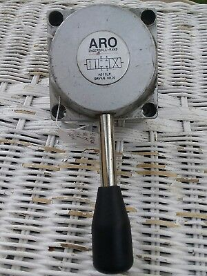 ARO manual air control valve