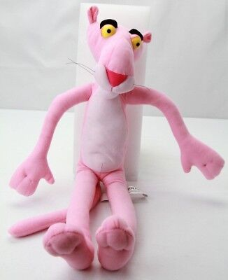 Pink Panther Nanco Offical Licensed Product Stuffed Toy, Pre Owned