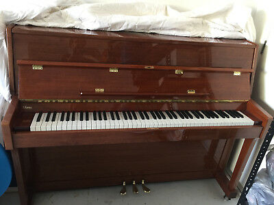 Piano Beale Excellent Condition hardly used - doesn't fit in new home