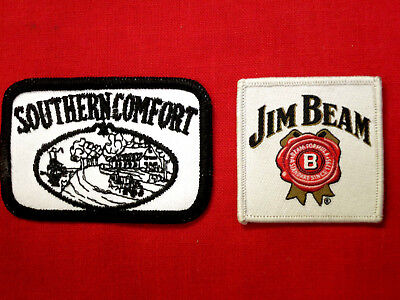 Southern Comfort & Jim Beam Patches