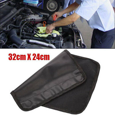 Car SUV Magnetic Fender Cover Mechanic Workshop Paint Protector Guard Work Mat