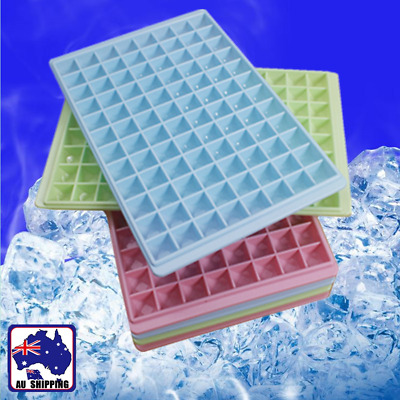 5pcs 96 Ice Cube Mold Plastic Tray Freeze Maker Mould Bar Drink Pudding HKIM280