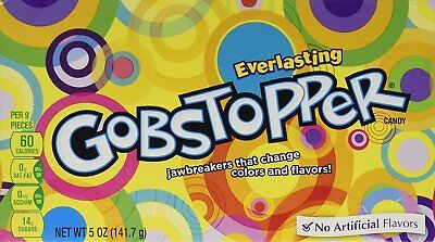 Everlasting Gobstopper Nestle 141.7g USA Extra items get free post Jawbreakers
